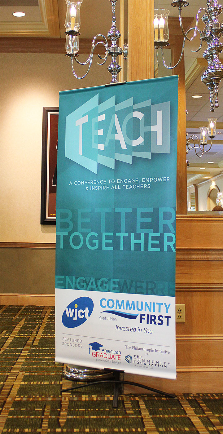 TEACH Conference banner