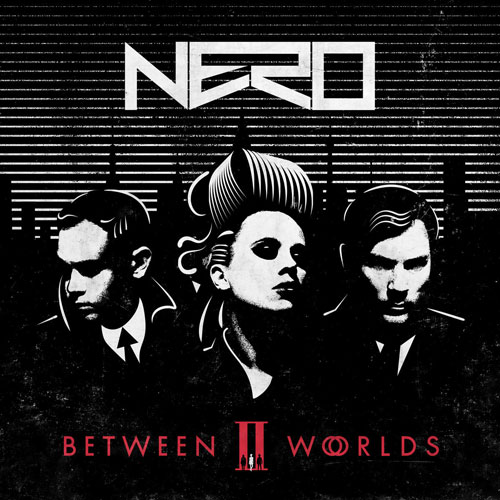 NERO — Between II Worlds album cover